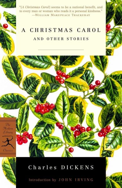 A Christmas Carol and Other Stories - Dickens, Charles