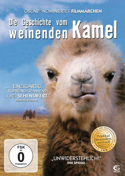 Die Geschichte vom weinenden Kamel, 1 DVD