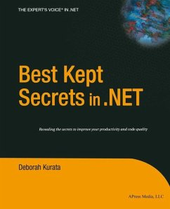 Best Kept Secrets in .NET