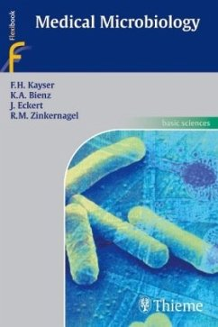 Medical Microbiology - Kayser, Fritz H. / Bienz, Kurt A. / Eckert, Johannes