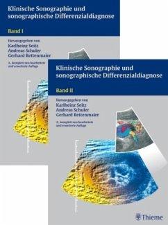 Klinische Sonographie und sonographische Differenzialdiagnose - Seitz, Karlheinz / Schuler, Andreas / Rettenmaier, Gerhard