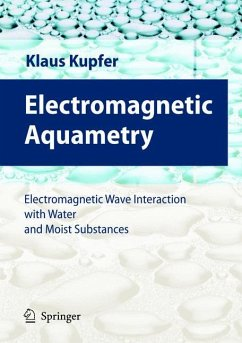 Electromagnetic Aquametry - Kupfer, K. (ed.)
