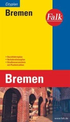 Falk Plan Bremen, Cityplan