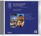 Bundesrepublik Deutschland, Nationalatlas, 6 CD-ROMs