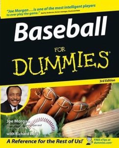Baseball for Dummies - Morgan, Joe; Lally, Richard