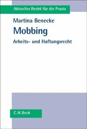 mobbing von martina benecke fachbuch. Black Bedroom Furniture Sets. Home Design Ideas