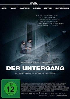 Der Untergang, DVD