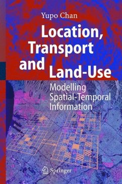 Location, Transport and Land-Use - Chan, Yupo