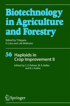 Haploids in Crop Improvement II - Palmer, C.E. / Keller, W.A. / Kasha, K.J. (eds.)