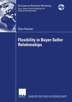 Flexibility in Buyer-Seller Relationships - Roemer, Ellen