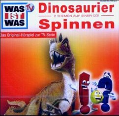 Spinnen; Dinosaurier, 1 Audio-CD