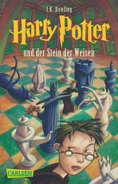 Harry Potter und der Stein der Weisen / Harry Potter Bd.1 - Rowling, Joanne K.