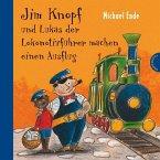 Jim Knopf: Jim Knopf und Lukas der Lokomotivführer machen einen Ausflug