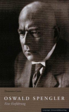 Oswald Spengler - Conte, Domenico