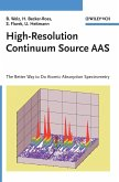 High-Resolution Continuum Source AAS