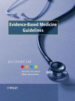 Evidence-Based Medicine Guidelines - Duodecim Medical Publications