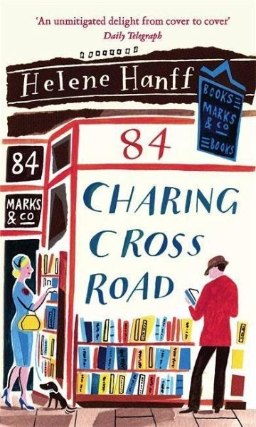 84 Charing Cross Road - Hanff, Helene