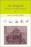 The Turing Test: Verbal Behavior as the Hallmark of Intelligence