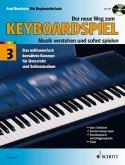 Der neue Weg zum Keyboardspiel, m. Audio-CD