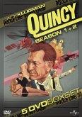 Quincy - Season 1 + 2