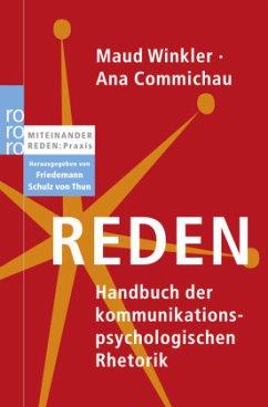Reden - Winkler, Maud; Commichau, Anka