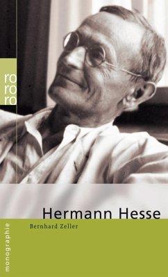 Hermann Hesse - Zeller, Bernhard