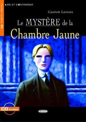 Le mystere de la chambre jaune m audio cd von gaston - Le mystere de la chambre jaune film ...