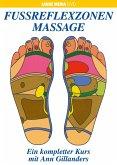 Fußreflexzonen Massage, 1 DVD