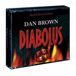 Diabolus, 6 Audio-CDs - Brown, Dan