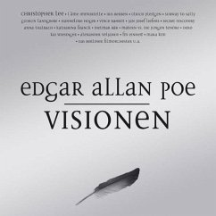 Visionen, 2 Audio-CDs - Poe, Edgar Allan