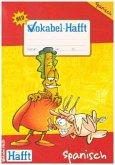 Vokabel-Häfft, Spanisch (DIN A5) VHS