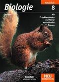 Biologie 8. Schuljahr Schülerbuch - Mittelschule Sachsen