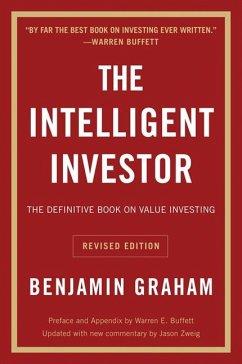 The Intelligent Investor - Graham, Benjamin