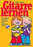 Gitarre lernen, m. Audio-CD