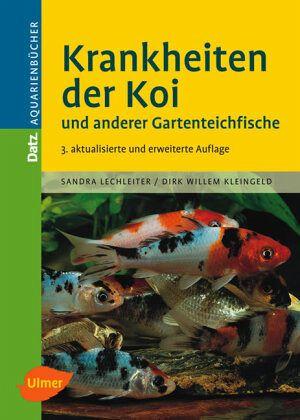Krankheiten der koi und anderer gartenteichfische von for Gartenteichfische shop