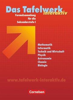 Das Tafelwerk interaktiv / Schülerbuch / Östliche Bundesländer