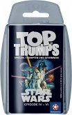 Winning Moves 60178 - Top Trumps: Star Wars IV - VI, Quartettspiel