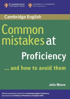 Common Mistakes at Proficiency. Book - Moore, Julie