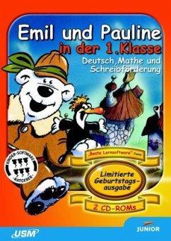 Emil und Pauline in der 1. Klasse - Neue Abenteuer auf dem Hausboot (PC+Mac)