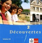 2 Schüler-Audio-CDs, 2. Lernjahr / Découvertes Bd.2