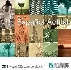 2 Audio-CDs zum Lehrbuch / Espanol Actual Bd.1 - Peleteiro, Esther