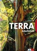 TERRA. Geographie für Sachsen. 7. Schuljahr. Arbeitsheft. Neubearbeitung