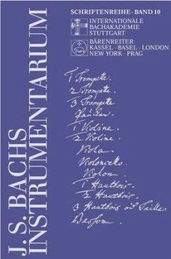 Das Instrumentarium von Johann Sebastian Bach