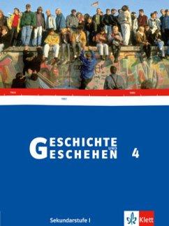 Geschichte und Geschehen C 4. Schülerband. Rhei...