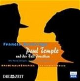 Paul Temple und der Fall Jonathan, 4 Audio-CDs