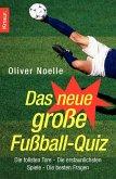 Das neue große Fußball-Quiz