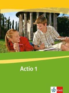 Actio 1. Schülerarbeitsbuch. Gesamtschule. Gymn...