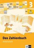3. Schuljahr, Arbeitsheft / Das Zahlenbuch, Allgemeine Ausgabe (bisherige Ausgabe)