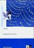 Lambacher Schweizer Mathematik für Gymnasium. Lösungen 3. Baden-Württemberg