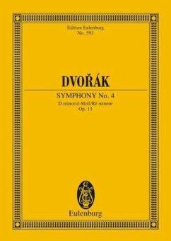Sinfonie Nr. 4 d-Moll op.13 B 41, Partitur